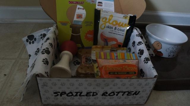 spoiled rotten box 10:2013