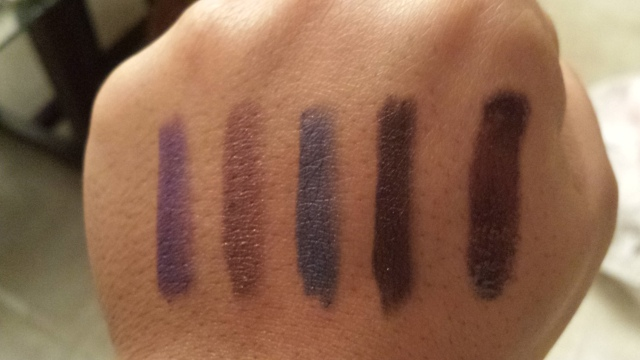 UD Swatches
